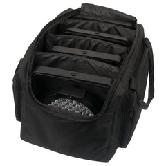 American DJ F4 PAR BAG,  Fits up to 4 Slim LED Pars - Audioride