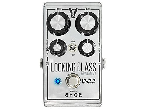 Digitech DOD Looking Glass Boost / Overdrive Pedal