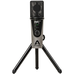 Apogee MIC PLUS USB Cardioid Microphone for iOS Devices and Windows