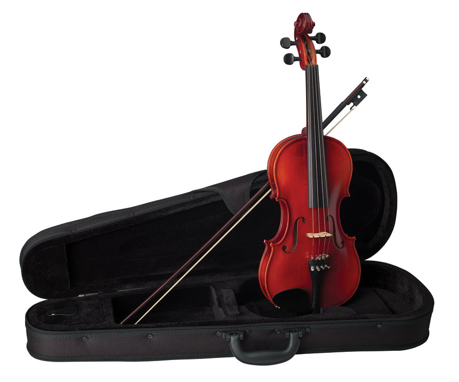 Becker 175C-3/4 Prelude Violin Outfit with Case and Bow