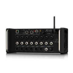 Behringer X Air XR16 16-Input Digital Mixer for iPad/Android Tablets with 8 Programmable MIDAS Preamps