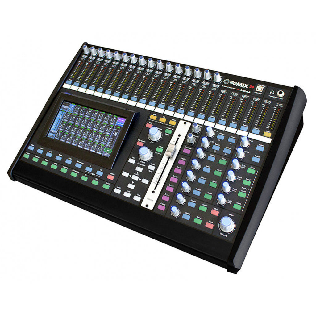 Ashly DIGIMIX24 24-Channel Digital Mixer