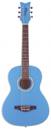 Daisy Rock DR7402-A Junior Miss Cotton Candy Blue Guitar