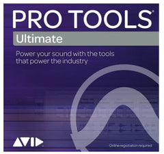 Avid Pro Tools Ultimate Upgrade from Pro Tools Software Only Edition