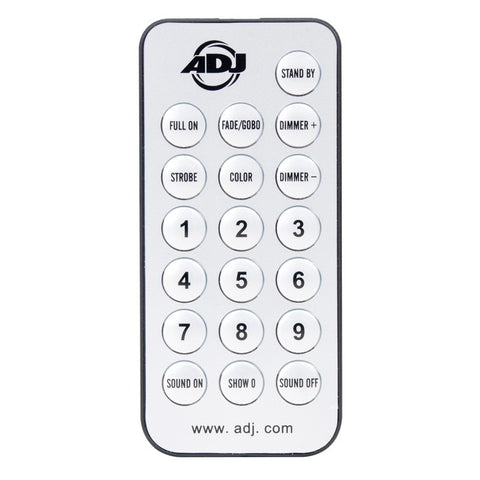 American DJ UC IR Universal Infrared Remote Control