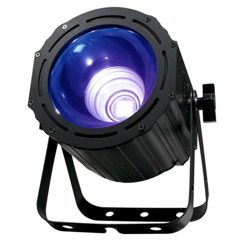 American DJ UV COB CANNON Bright COB LED UV Wash Fixture with Variable Speed Strobe