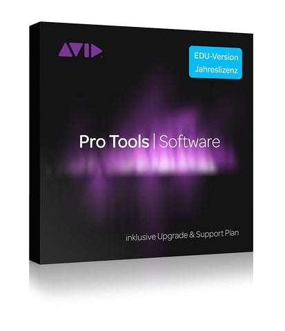 Avid Pro Tools Annual Subscription - Student/Teacher Subscription