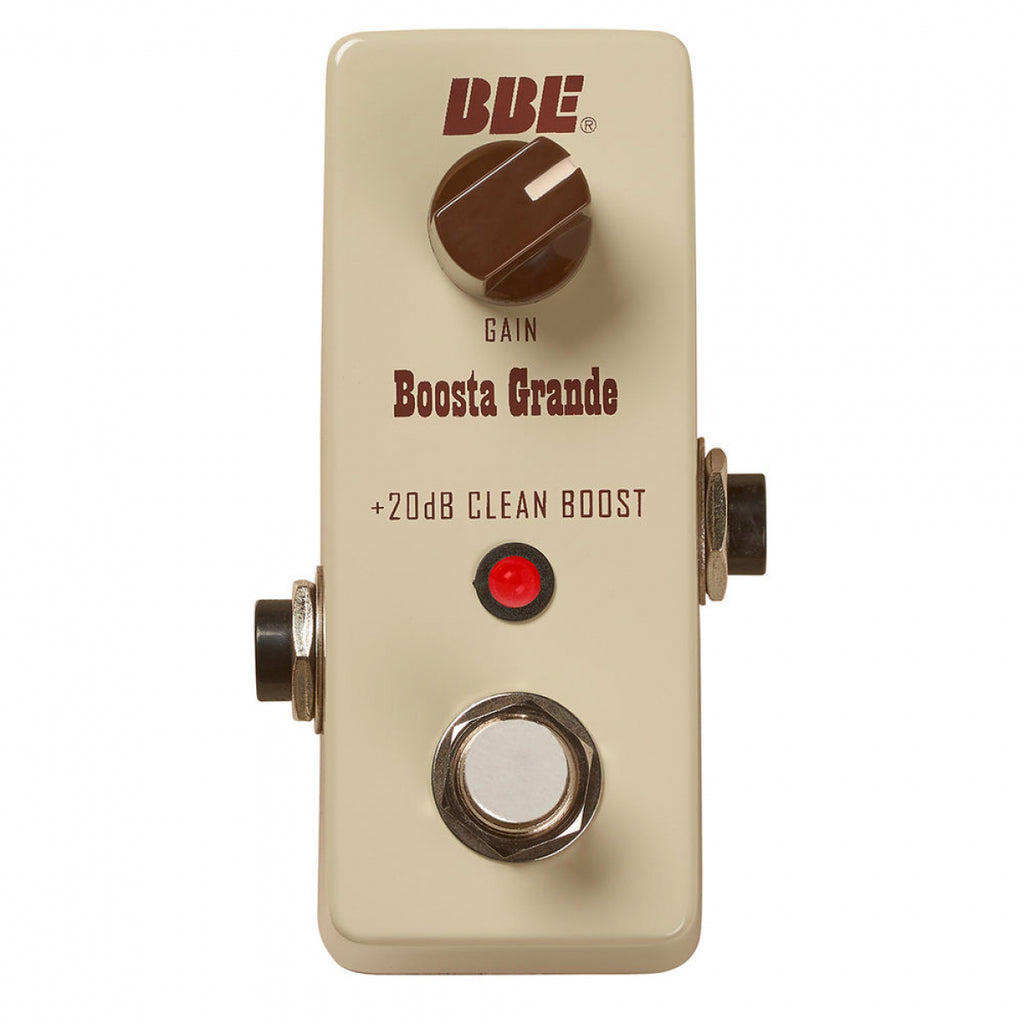 BBE MINI BOOSTA GRANDE MBG-20 Clean Boost Pedal