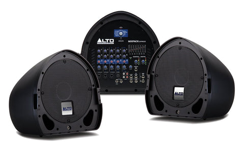 Alto Professional MPE350 Mixpack Express Ultra-Portable Powered PA System