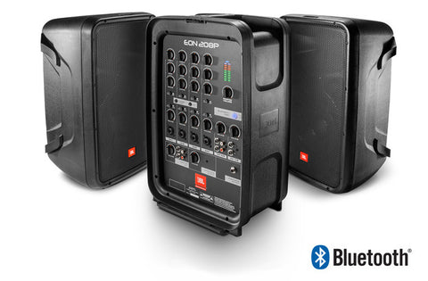 JBL EON208P 300W Packaged 8