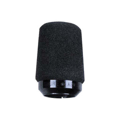 Shure A2WS-BLK Black Locking Foam Windscreen for 545 Series, SM57