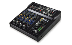 Alto Professional ZMX862  6-Channel Compact Mixer - Audioride