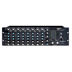 Ashly MX-508 8-Channel 10x4 40dB Stereo Microphone Mixer