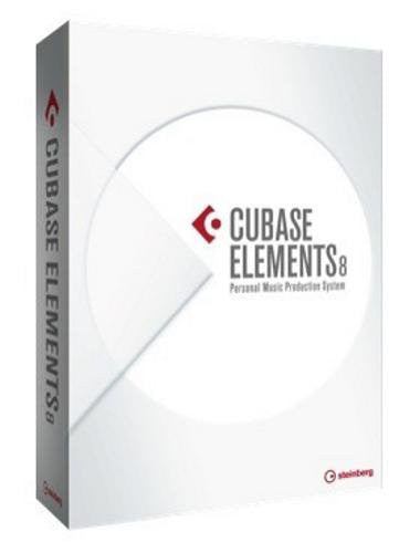 Steinberg Cubase Elements 8 (Educational Version)