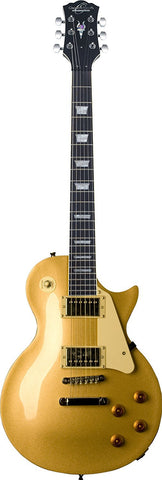 Oscar Schmidt OE20G Gold Top Electric Guitar