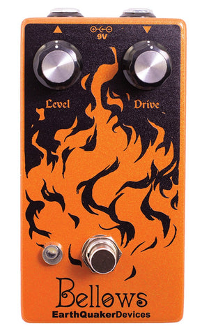 EarthQuaker Devices Bellows Fuzzdriver Effects Pedal