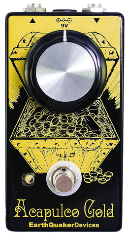 EarthQuaker Devices Acapulco Gold V2 Power Amp Distortion Effects Pedal