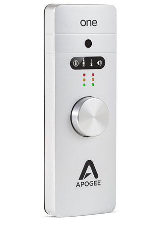 Apogee ONE for Mac Single Channel USB Audio Interface