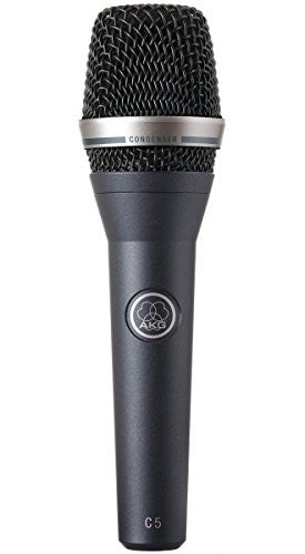 AKG Pro Audio C5 Professional Condenser Vocal Microphone - Audioride