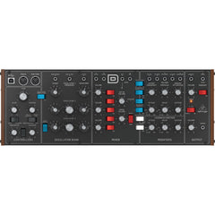 Behringer Model D - Analog Synthesizer with Ladder-Style Filter - Eurorack Compatible