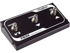 DigiTech FS3X 3-Button Footswitch   - Audioride
