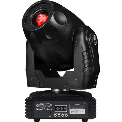 Eliminator Lighting Stealth Spot 60 Watt LED Moving Head Disco/DJ Light