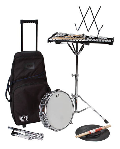 CB Percussion 7106 Traveler Snare Drum / Percussion Kit