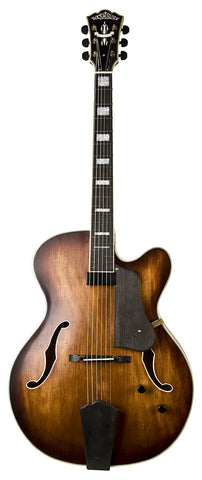 Washburn J600K Jazz Electric - Vintage Matte finish