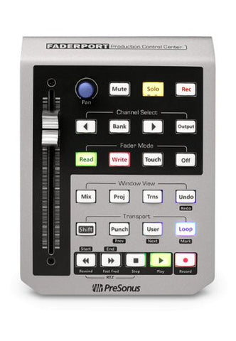 Presonus Faderport Software and Automation USB Controlle