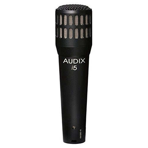 Audix i5 All Purpose Professional Cardioid Dynamic Instrument Microphone