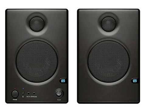 PreSonus Ceres 3.5BT 2-Way 3.5″ Powered Speakers with Bluetooth (Pair)