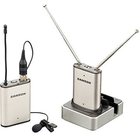 Samson SWAM2SLM10-N3 Airline Micro Camera Wireless Microphone (Channel N3)
