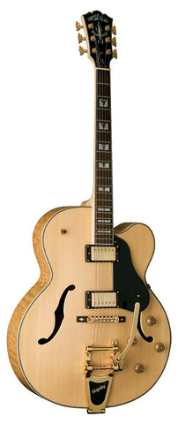Washburn J7VNK Jazz Venetian Cutaway Electric Guitar  Natural