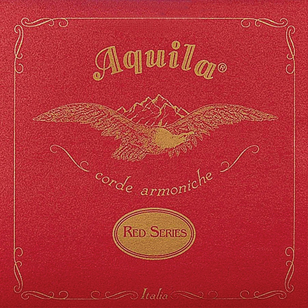 Aquila Red Series AQ-72 Tenor Ukulele String - Low G - 4th String - Audioride
