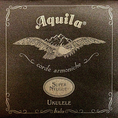 Aquila Super Nylgut AQ-100 Soprano Ukulele Strings - High G - Set of 4 - Audioride