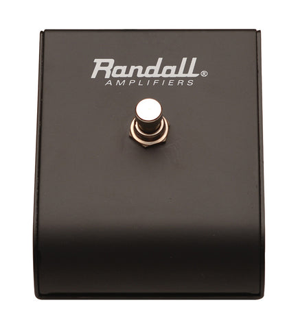 Randall RF1 Single Button Amplifier Footswitch