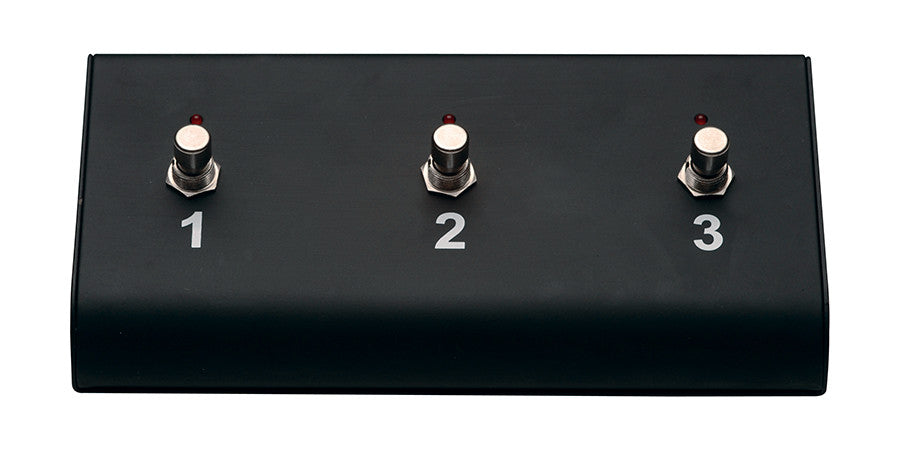 Randall RF3 3 button MIDI Footswitch
