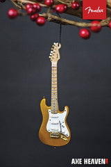 Axe Heaven Fender '50s Red Telecaster – 6″ Holiday Ornament - Audioride