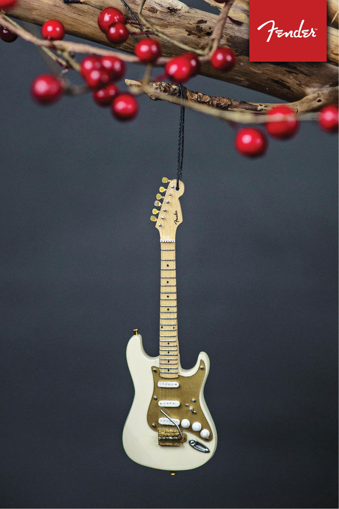 Axe Heaven Fender '50s Strat – 6″ Holiday Ornament - Audioride