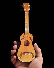 Axe Heaven Officially Licensed Miniature Guitar Replica Fab Four Mini Ukulele - Audioride