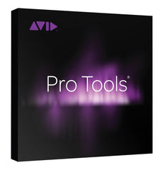 Avid Activation Card Pro Tools with 12 Months Upgrades and Support (Institutional) - Audioride
