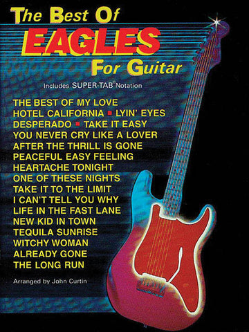 Alfred Music The Best of Eagles for Guitar