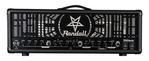 Randall Scott Ian Ultimate Nullifier 120W Guitar Tube Head