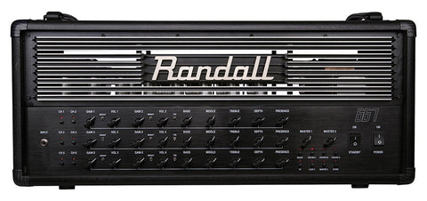Randall 667 120W Guitar Tube Amplifier Head