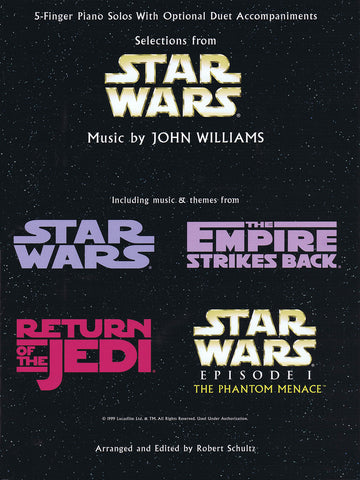 Alfred Music Selections from Star Wars