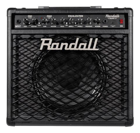 Randall RG80 80W Guitar Amplifier Head