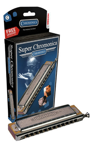 Hohner 270BX-C  Super Chromonica 48/270, Key Of C