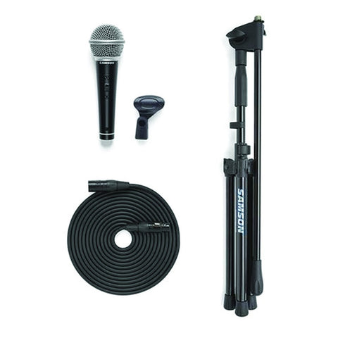 Samson Technologies SAVP10XMI VP10X Microphone Value Pack