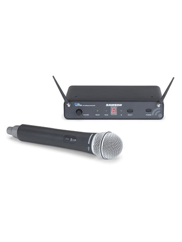 Samson Concert 88 SWC88HCL6-D 16-Channel True Diversity UHF Wireless Handheld System (Channel D)