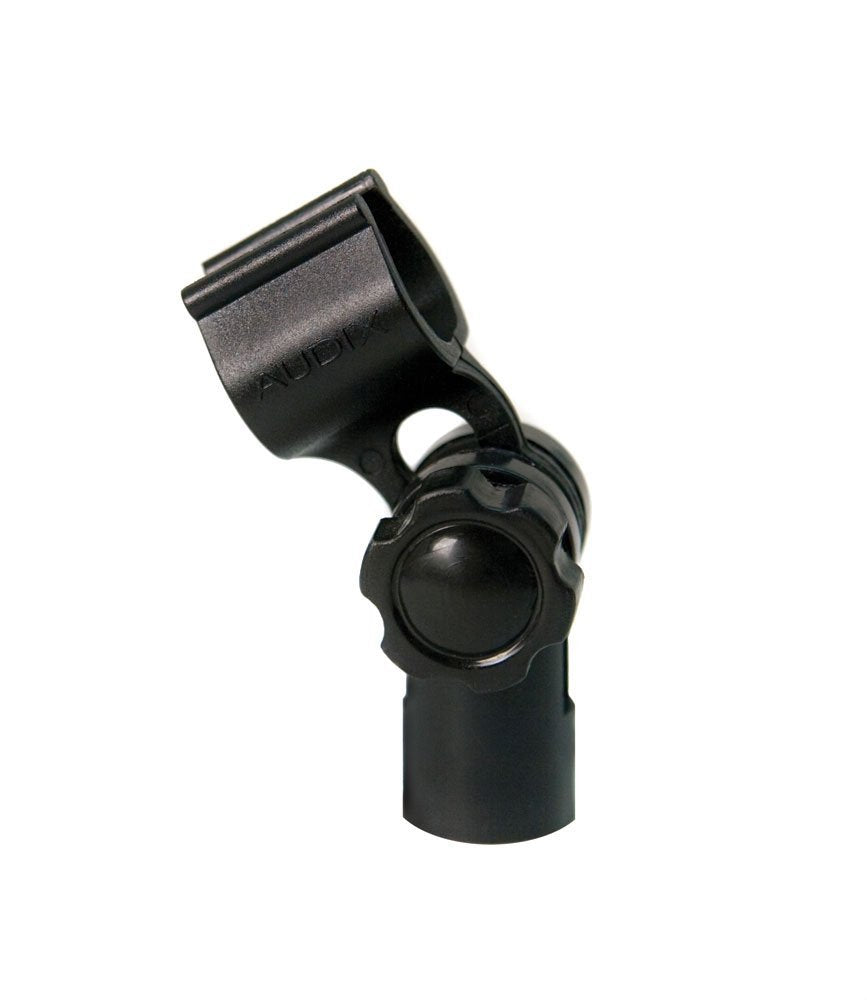 Audix DCLIP Microphone Clip for D Series Microphones with 3/8-5/8-Inch Threaded Surface